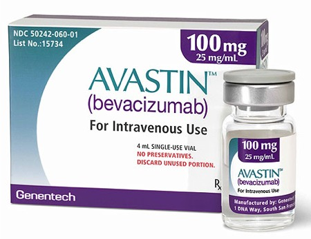 avastin approved by fda